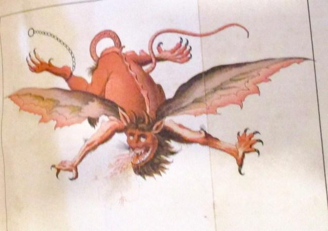 Magia Naturalis Flying Demon