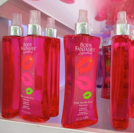 Body Fantasies Spray Fragrance