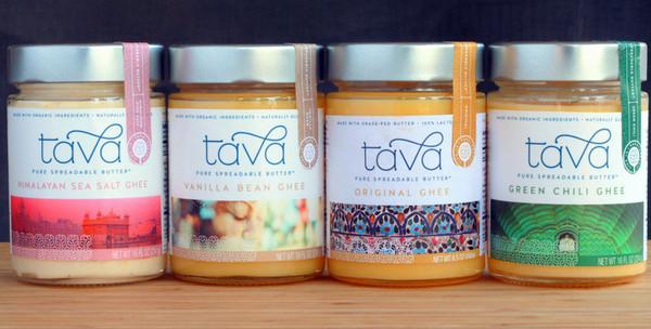 Tava Ghee Packaging