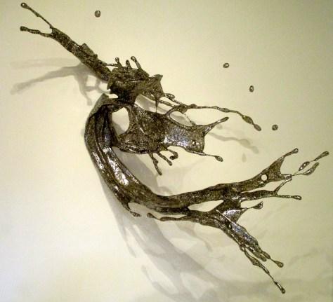 Sculpture by Zheng Lu Detail 2