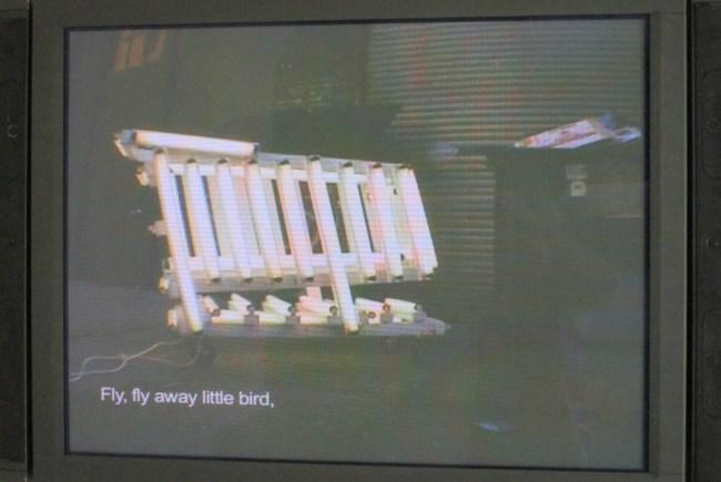 Ivan Navarro Video