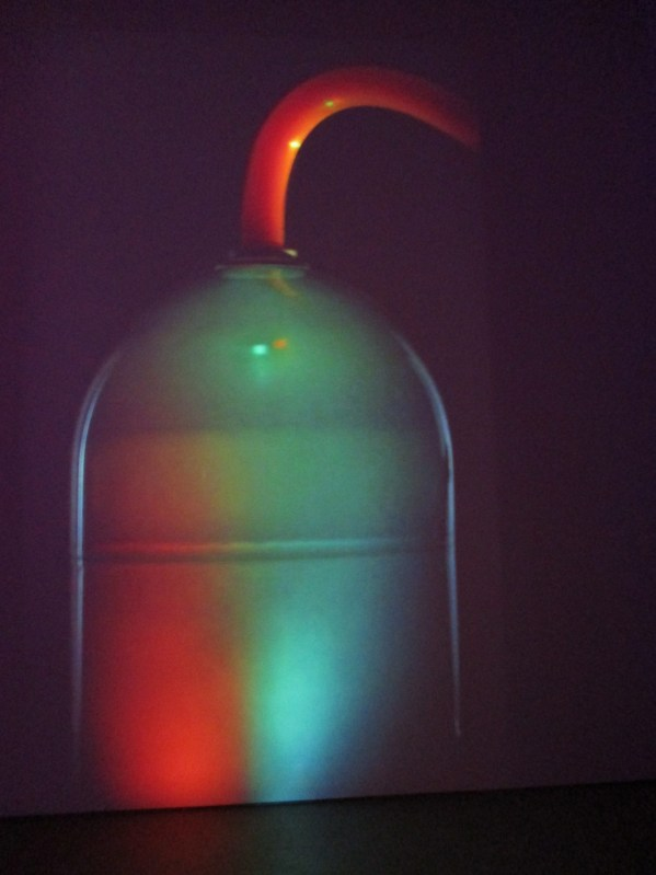 Bottle 4 Video Projection
