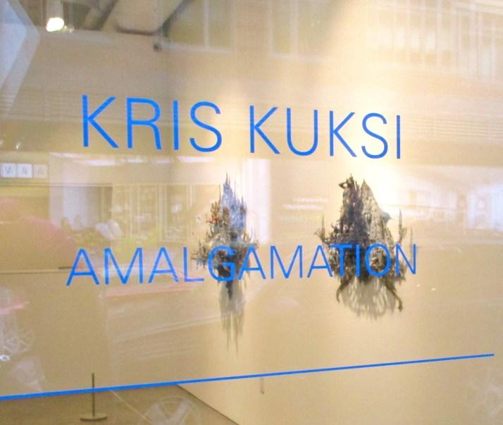 Kris Kuksi Amalgamation Signage