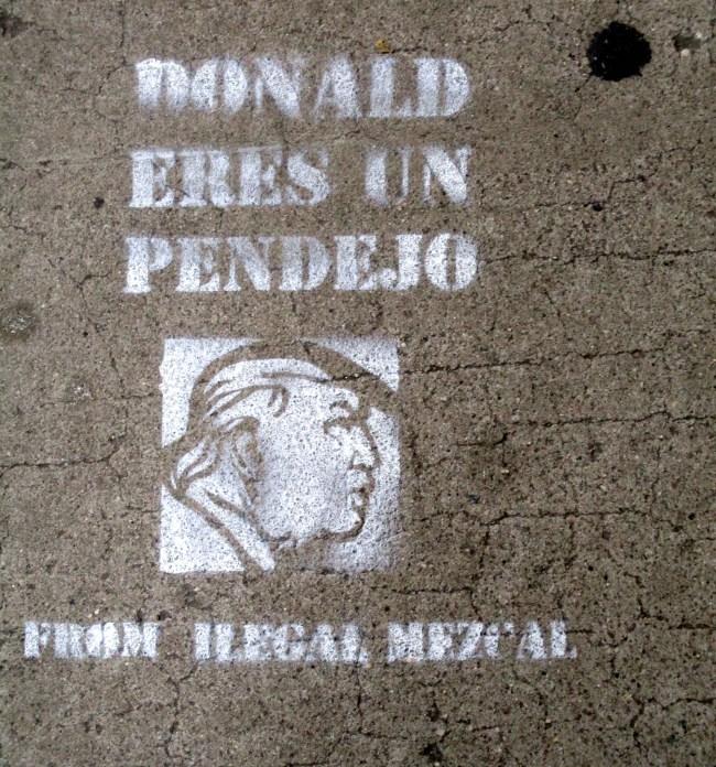 Donald is an Asshole