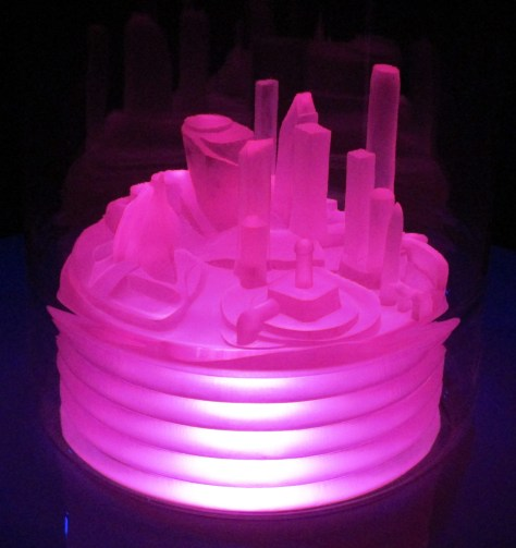 City of Kandor Detail