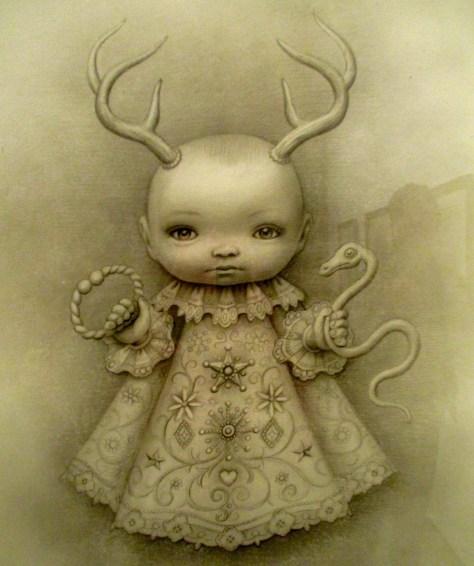 Horned Baby