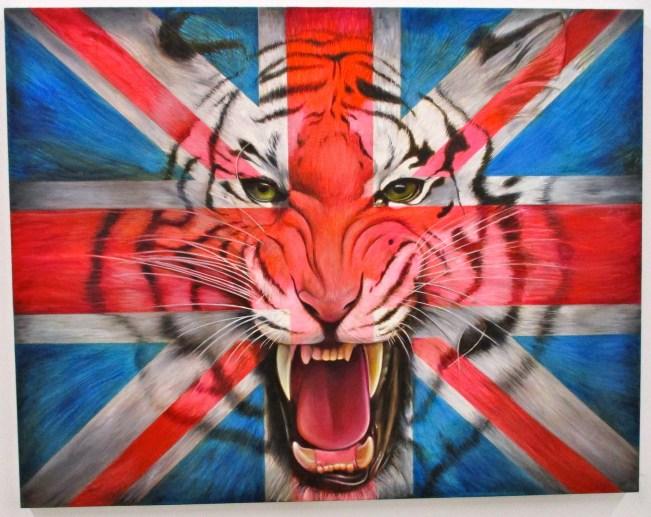 Union Jack Tiger