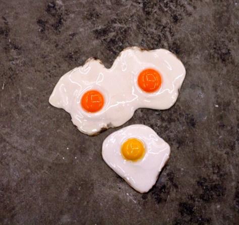 Santa Claus Eggs