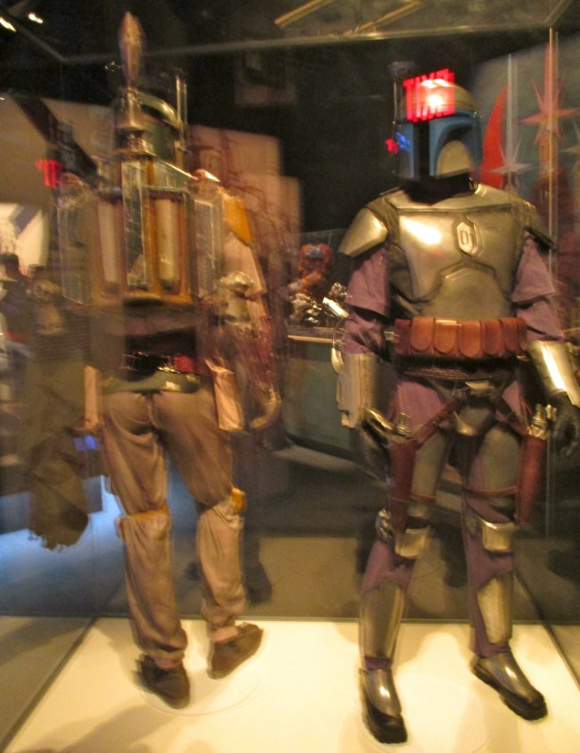 Jango and Boba Fett