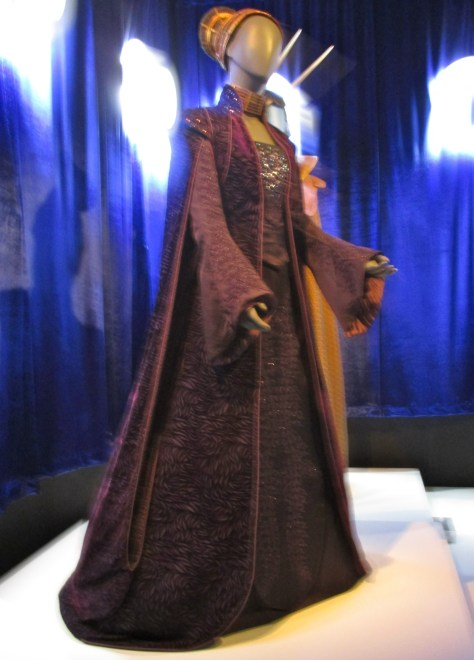 Senator Amidala, Chancellors Office Gown