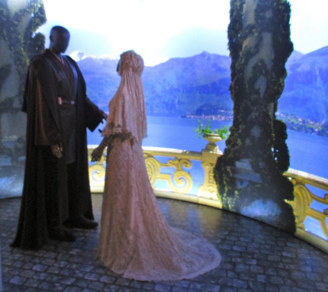 Anakin and Padme Wedding Scene