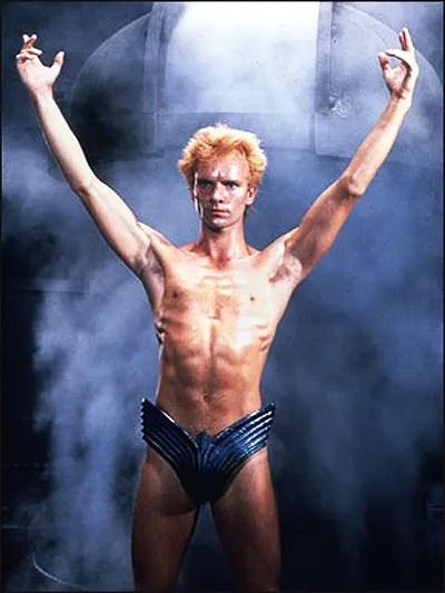 Sting Dune 1984
