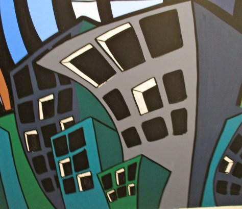 Bed Stuy Mural Detail