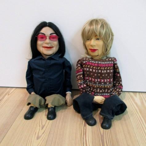 Artist Puppets