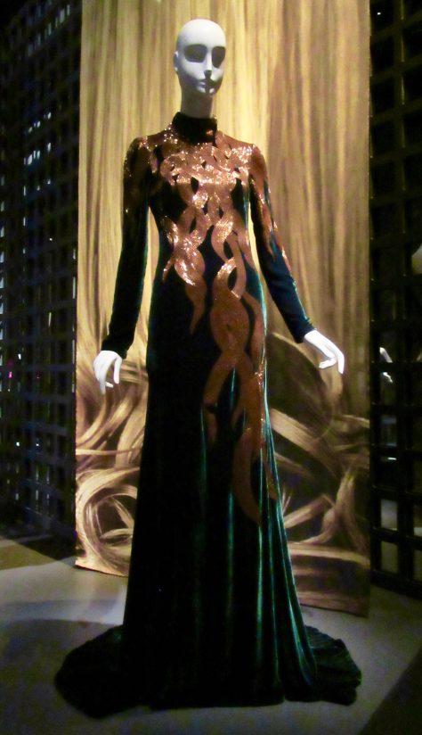 McQueen Rapunzel Gown
