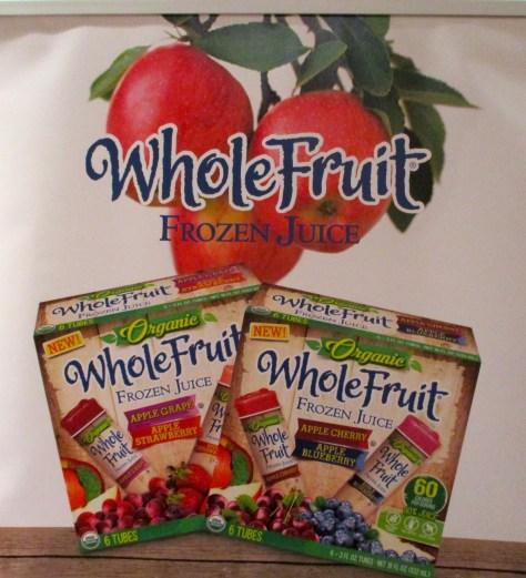 Whole Fruit Frozen Juice