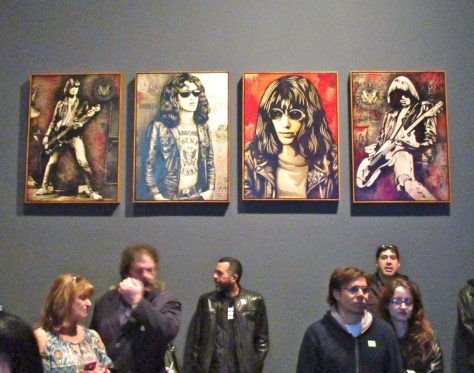 The Ramones By Shepard Farley