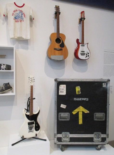 Guitars and Amp