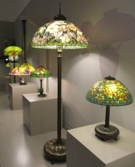 Tiffany Assorted Lamps