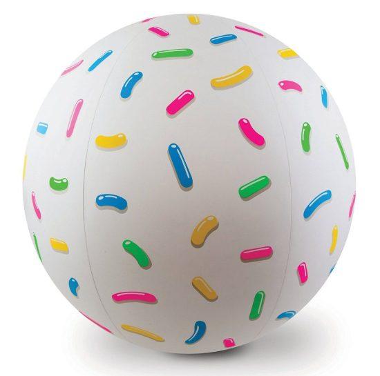 Donut Hole Beach Ball