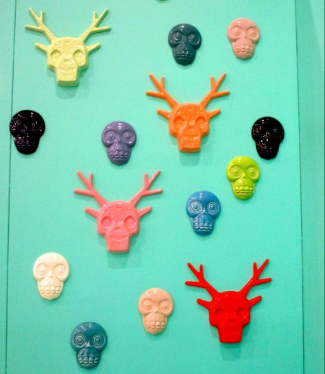 Ceramics Wall Display