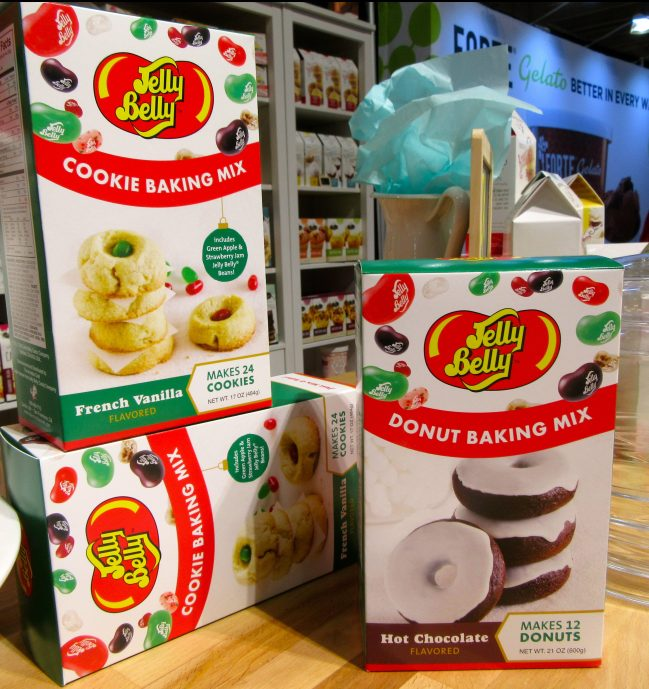 Jelly Belly Baking Mixes