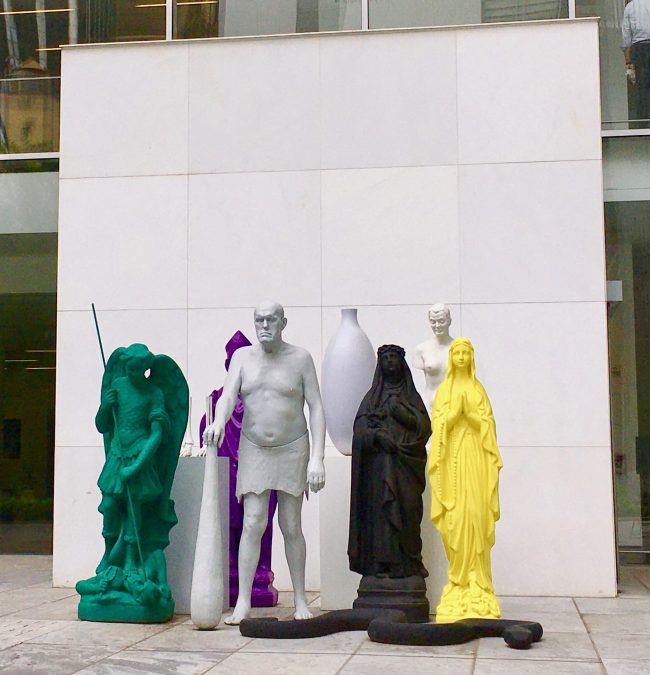 group of figures photo by gail worley