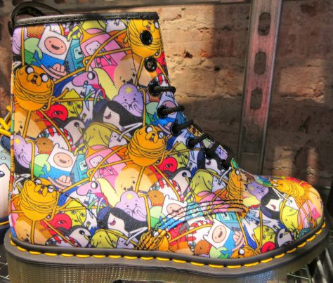 Adventure Time Doc Martins