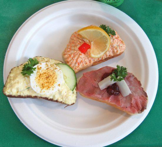 Egg Salad Lobster Salad Sirloin