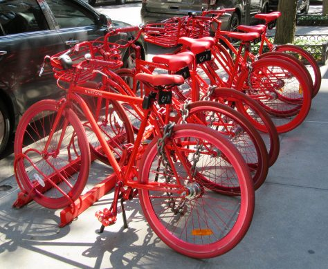 Red Bikes 1