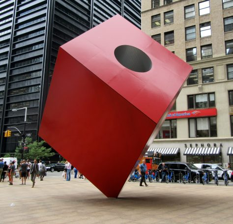 Red Cube 2