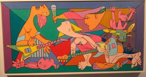 Rock Band Guernica