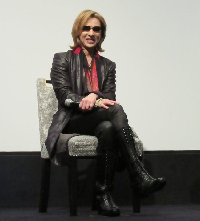 Yoshki of X Japan