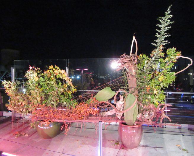 Maru Cha Cha Ikebana Completed