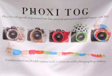 Phoxi Tog Signage
