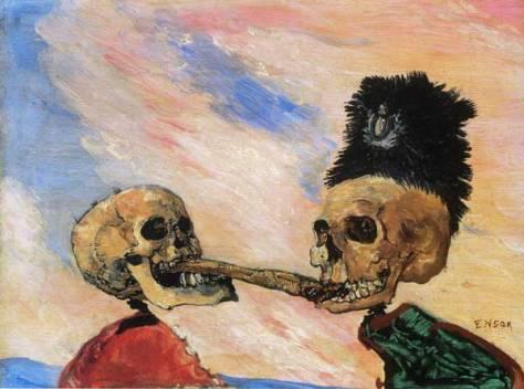 skeletons-fighting-over-a-pickled-herring-1891
