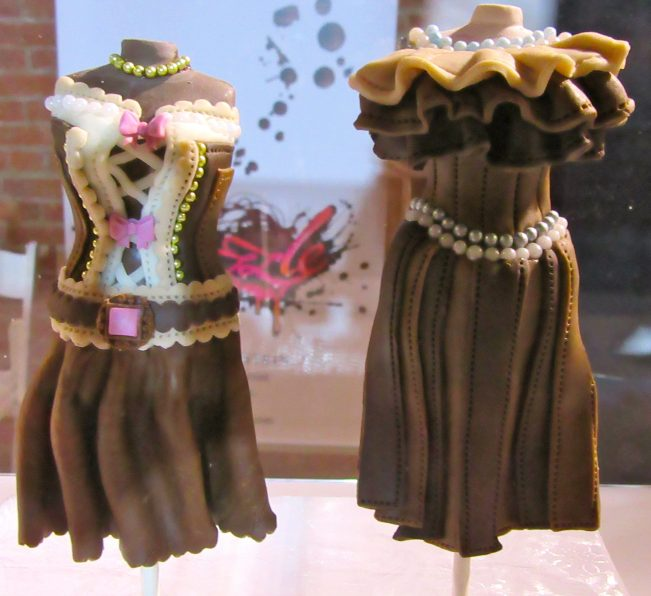 Chocolate Fashions By Drizzle