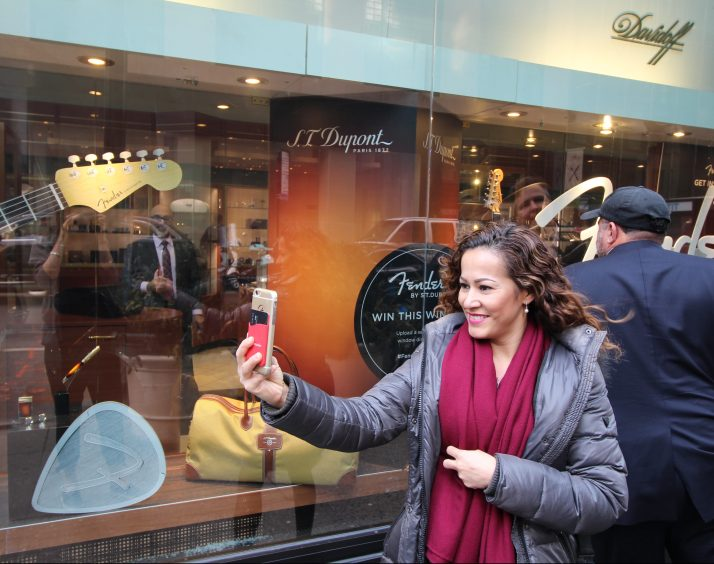 Fender Selfie Contest