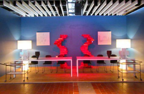 Cappellini Designed by Giulio Cappellini and Antonio Facco