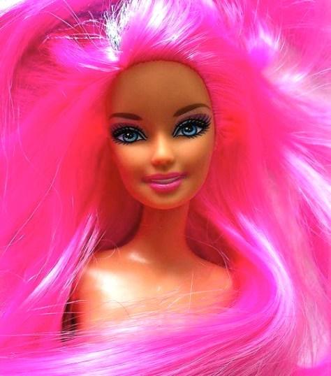 Pink Barbie Original