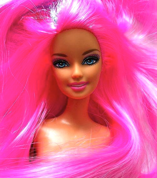 Pink Barbie Original