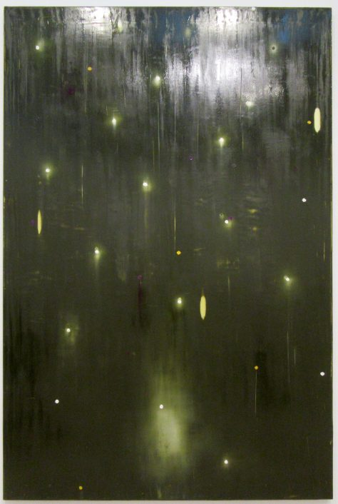 Count No Count by Ross Bleckner