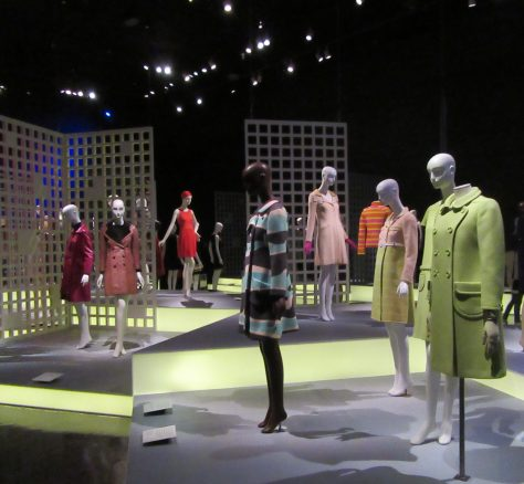 Installation View with Ungaro Coat