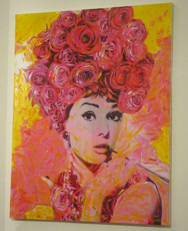 Rose is Back By Dganit Blechner