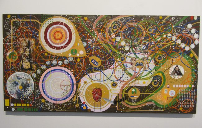 Shawn Thornton Painting