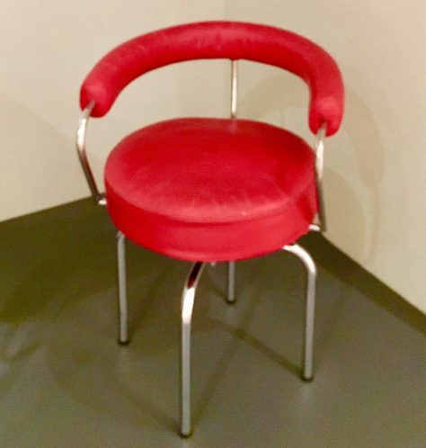 revolving armchair photo by gail worley