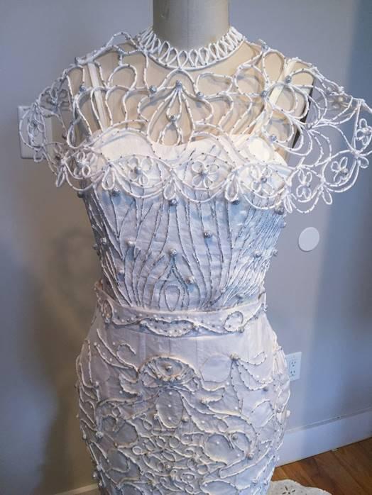 Wedding Dress Winner Detail