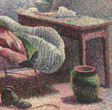 Morning Interior Detail