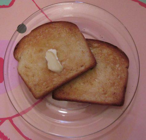 Rudis White Kids Bread Toast