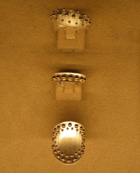 Three Dot Rings